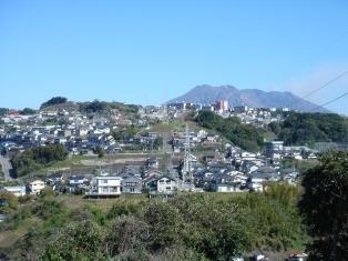 桜島~~!